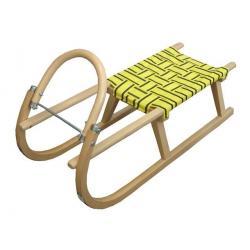 Sane 95 cm drevené A204 - žltá