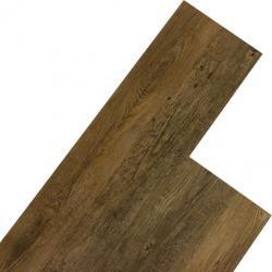 Vinylová plovoucí podlaha STILISTA 5,07m², kafrové dřevo hnědé