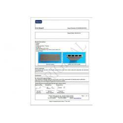 Prechodová lišta G21 pre WPC dlaždice Incana 38,5x75 cm rohová