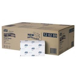 Ručníky Tork Advaced Soft Interfold papírové skládané, bílá H2, 21x180ks