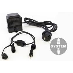 diLED napájacie trafo pre systém LED svetelných reťazí