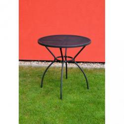 Záhradný kovový stôl ZWMT-06