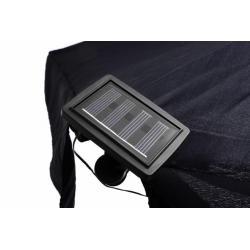 Solárna blikajúca reťaz pre osvetlenie slnečníka - 72 LED