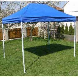 Záhradný párty stan CLASSIC nožnicový - 3 x 2 m modrý