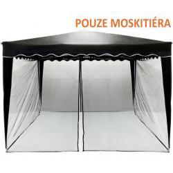 Moskytiéra pre záhradné stany 3 x 3 m