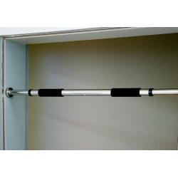 Hrazda do dverí 63 - 93 cm