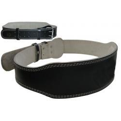 Vzpieračský pás kožený veľkosť M - 105 cm