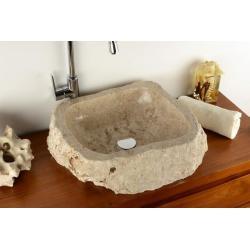 Umývadlo z prírodného kameňa Tortona