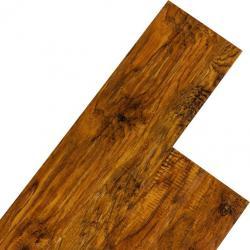 Vinylová plovoucí podlaha STILISTA 5,07m², ořešák červenohnědý