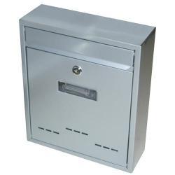 Schránka poštová RADIM malá 310 x 260 x 90 mm sivá