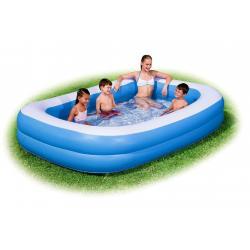 Bazén nafukovací rodinný - 201 x 150 cm