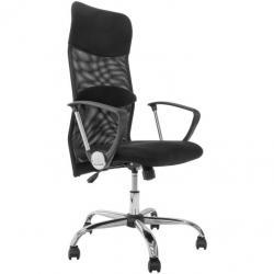 Kancelárska stolička otočná