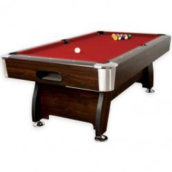 Biliardový stôl pool biliard gulečník 7ft - s vybavením