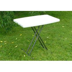 Záhradný skladací piknikový stôl 69 x 77 x 49 cm