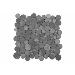 Mozaika Garth z andezitu - šedá obklad 1 m2