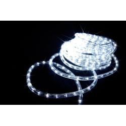 LED svetelný kábel 20 m - studená biela, 480 diód