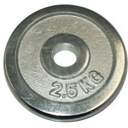 Kotúč chróm 2,5 kg - 30 mm