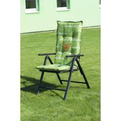 Polstrování NAXOS HOCH - zelená 40240-230