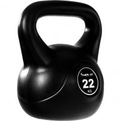 Kettlebell činka 22 kg MOVIT