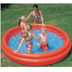 Bazén trojkomorový 152 x 30 cm