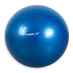 Gymnastická lopta Movit modrá 65 cm