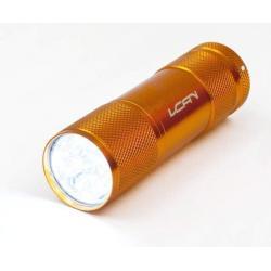9 LED svietidlo
