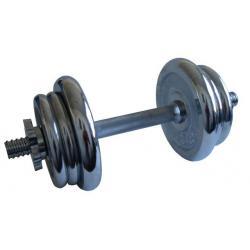 Činka nakladacia, jednoručné, chrómová - 11 kg