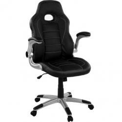 Kancelárska stolička GT Series One čierna