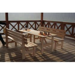Zahradní lavice VIKING - 180CM